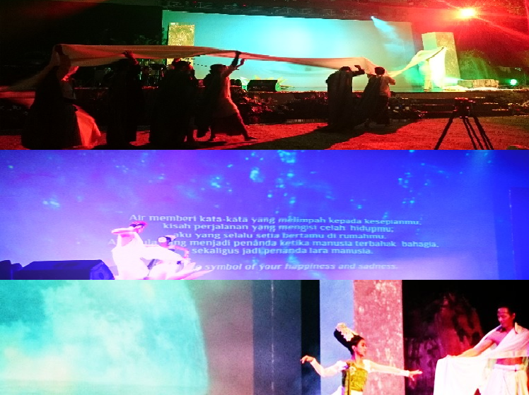 Svara Semesta, Live Music Theatrical Perforamance