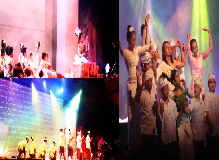 Svara Semesta, Live Music Theatrical Performance
