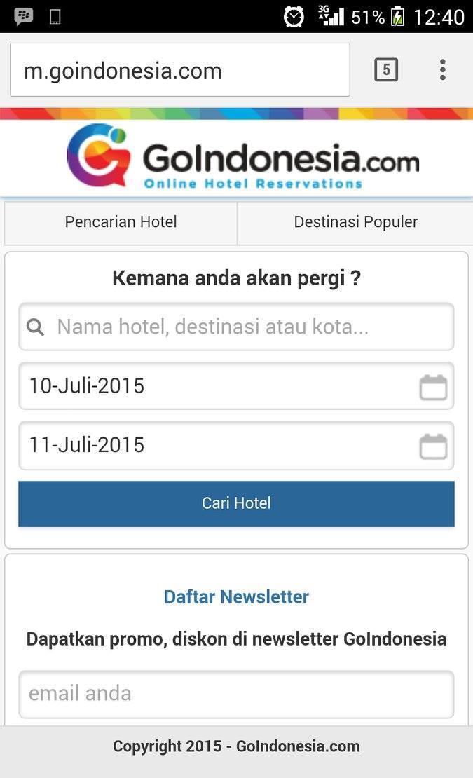 GoIndonesia.com