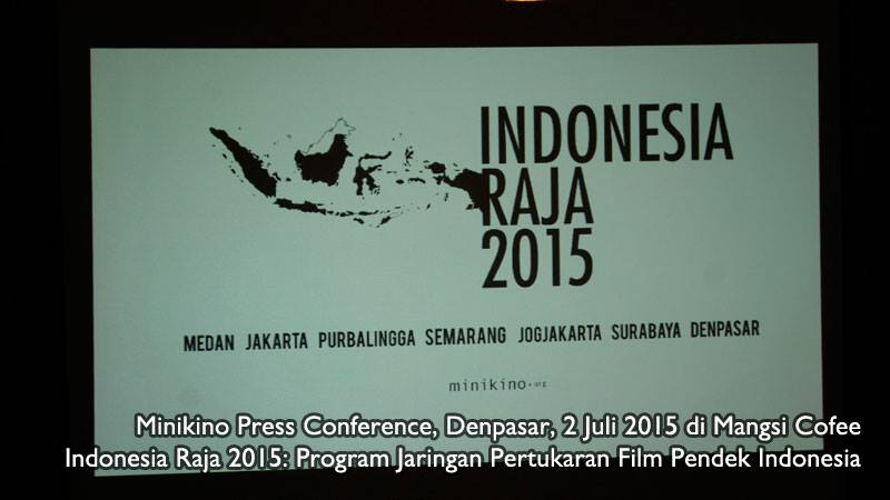 Indonesia Raja:Program Film Pendek