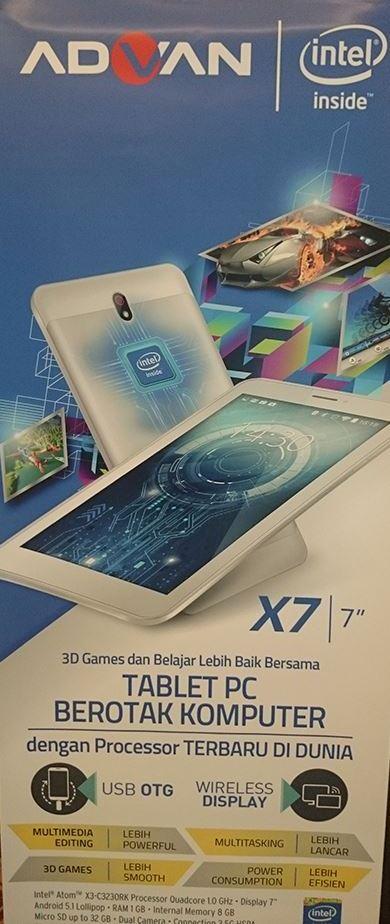 Advan X7