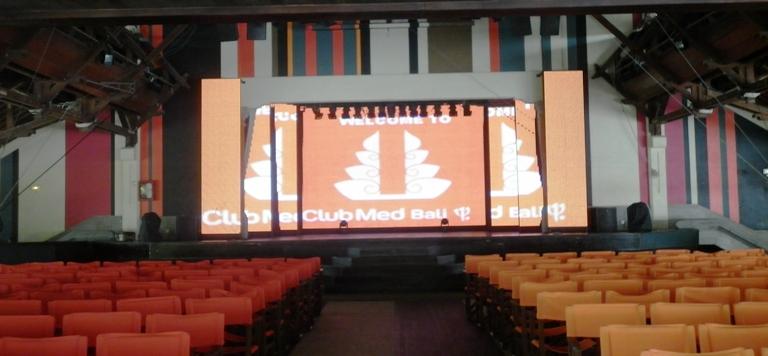 Ruang Pertunjukan Club Med Nusa Dua