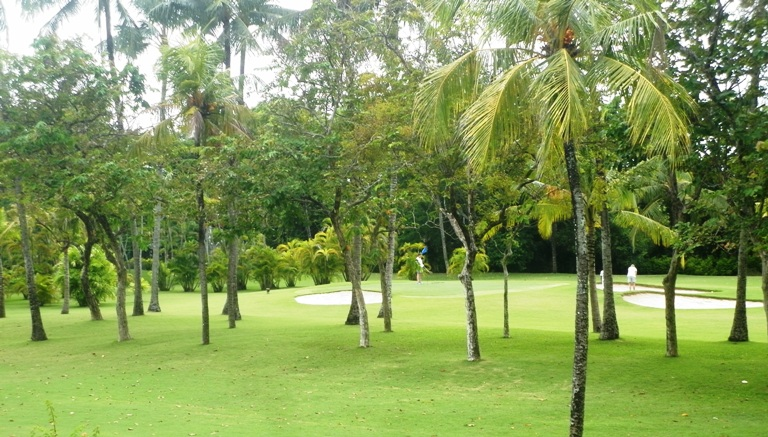 Lapangan Golf, Club Med Nusa Dua Bali