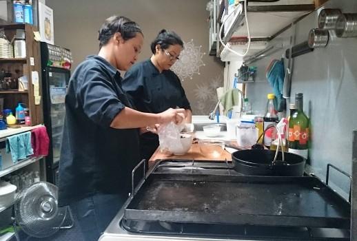 Teh Asih in the Kitchen, The Good Life-by Sari Novita