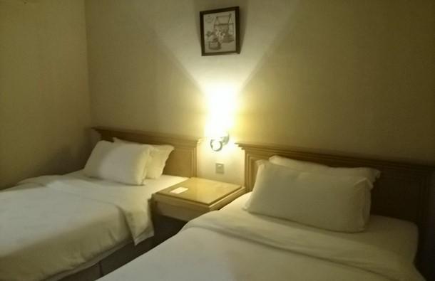 Bedroom Menumbing Heritage Hotel Pangkalpinang by Sari Novita
