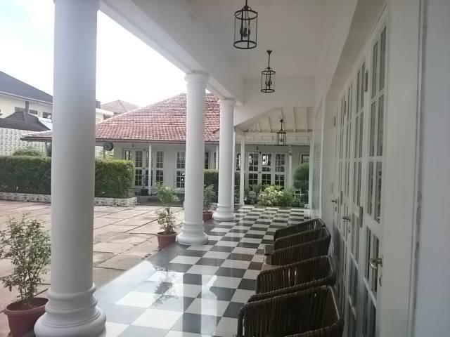 Menumbing Heritage Hotel Pangkalpinang. Dokumentasi: Sari Novita