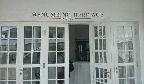 Menumbing Heritage Hotel Pangkalpinang by Sari Novita