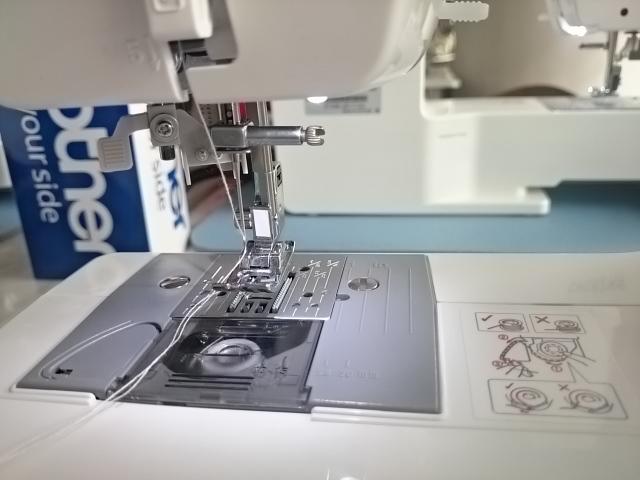 Sewing Machine Brother AS2730S (2) by Sari Novita