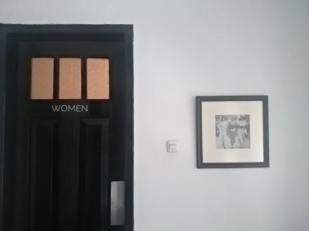 Toilet Menumbing Heritage Hotel Pangkalpinang
