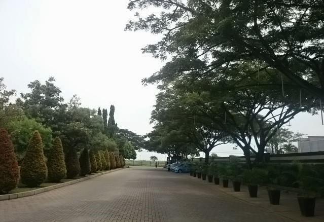 Pintu Masuk Resort Hotel FM7
