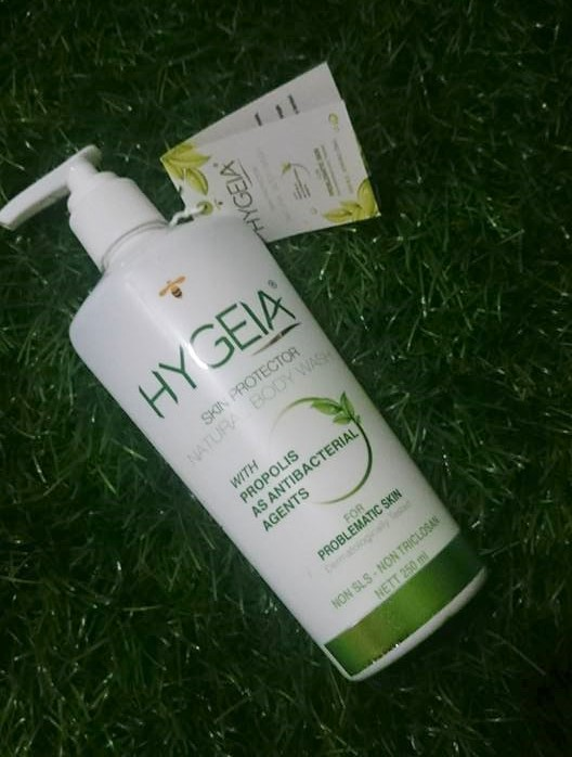 Hygeia, Body Wash, by Sari Novita