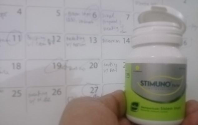 Stimuno Forte, User Experience, Sari Novita