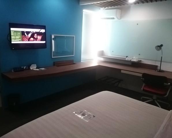 Berry Biz Hotel, Deluxe Room