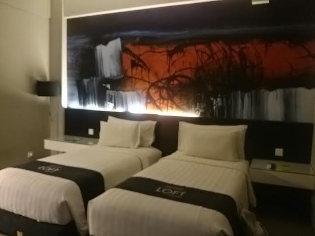 Loft Legian Hotel, Superior Room