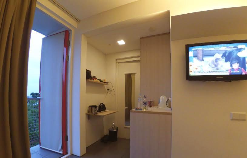 Bedroom Malaka Hotel Bandung