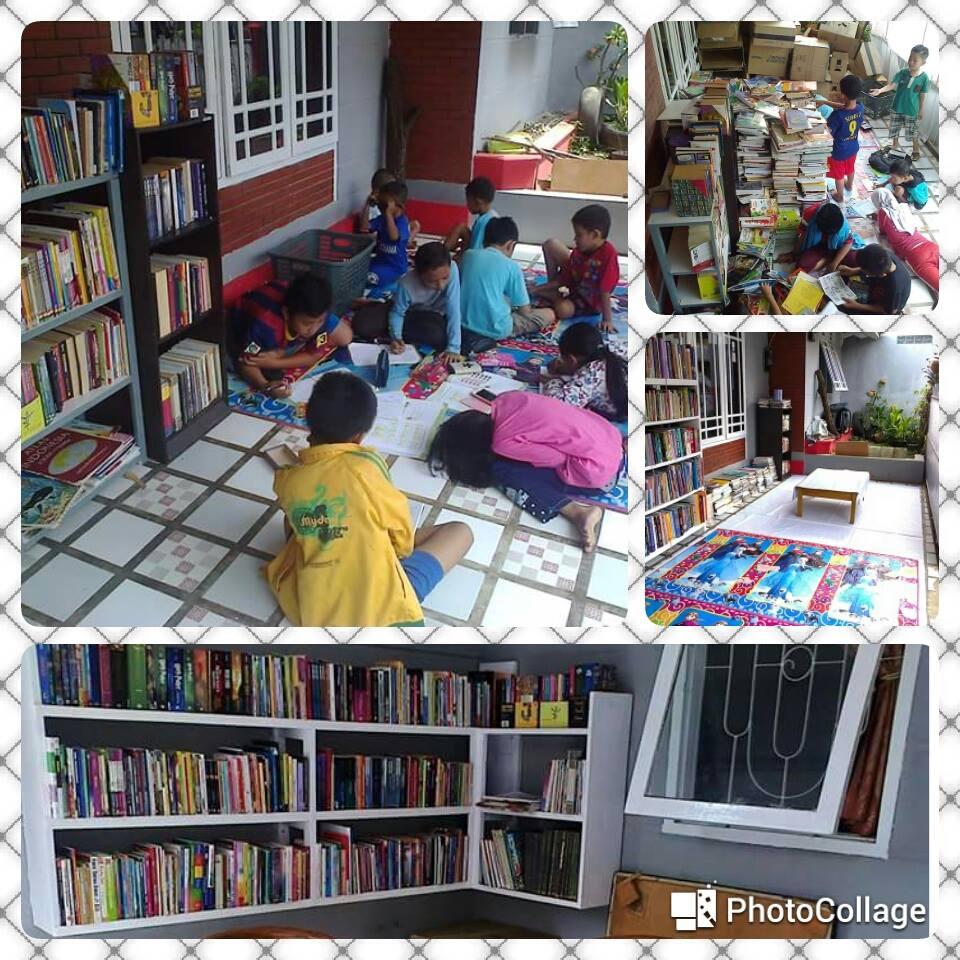 Perpustakaan Ambu Ciganjur