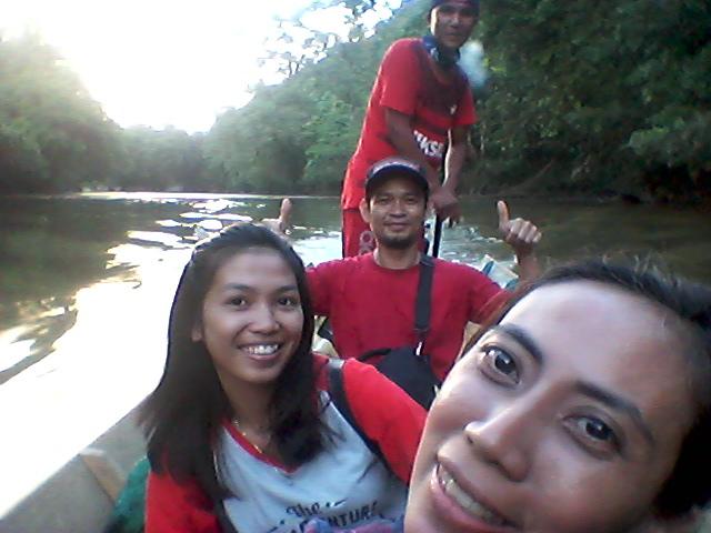Di Sungai Topuse