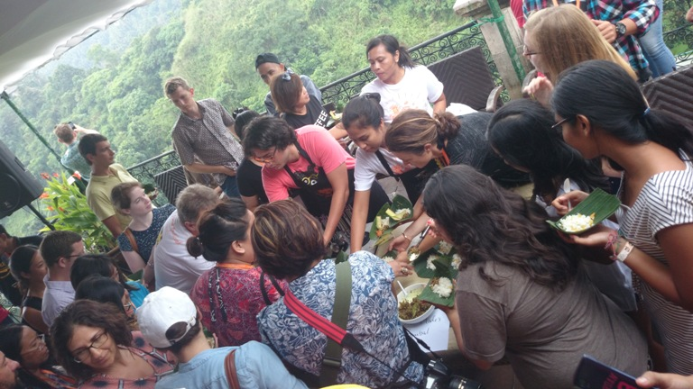 Testing Food, Ubud Food Festival