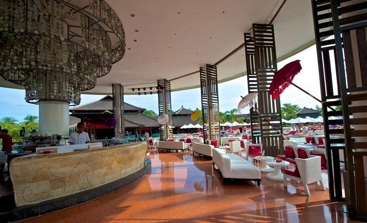 Kintamani Bar, Club Med Nusa Dua Bali