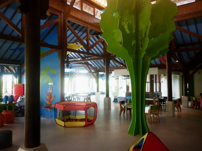 Kids Club, Club Med Nusa Dua Bali