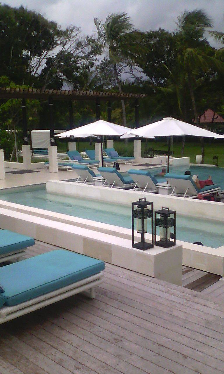 Second Pool-Club Med Nusa Dua