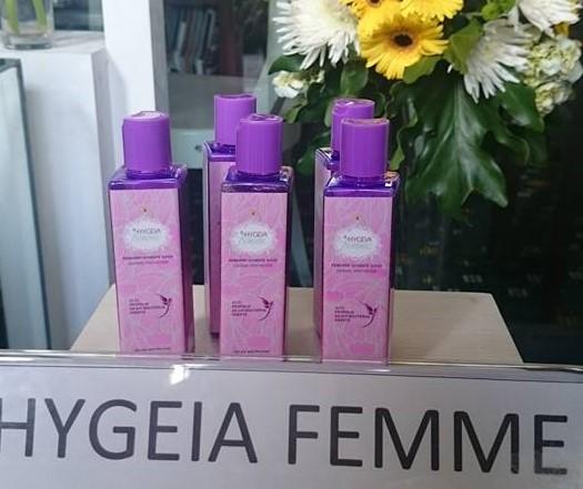 Hygeia Femme, by Sari Novita