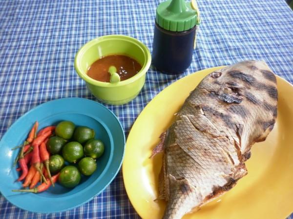 Ikan Jebung Pangkal Pinang. Dokumentasi foto: Sari Novita