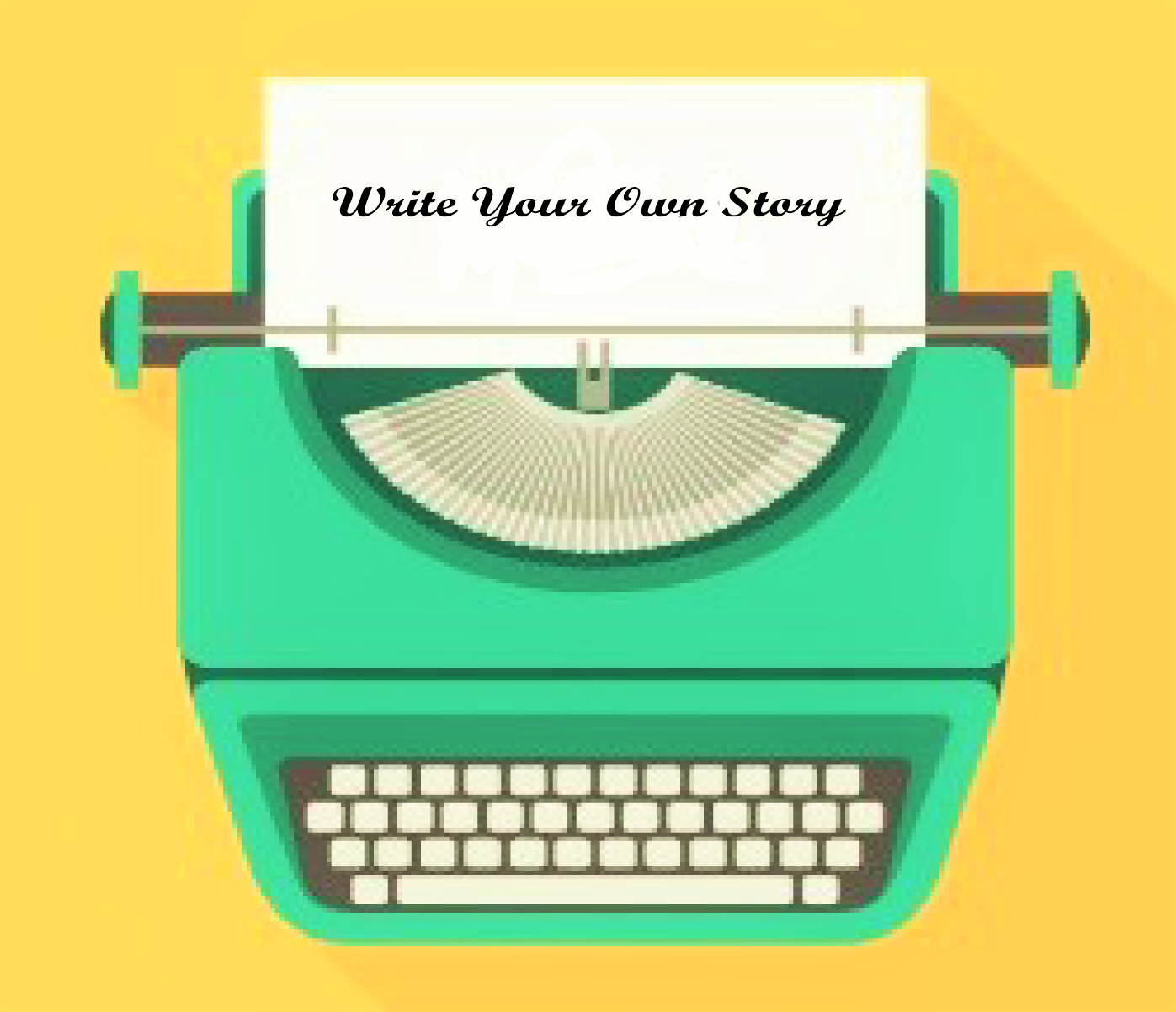 Write Your Own Story by Sari Novita