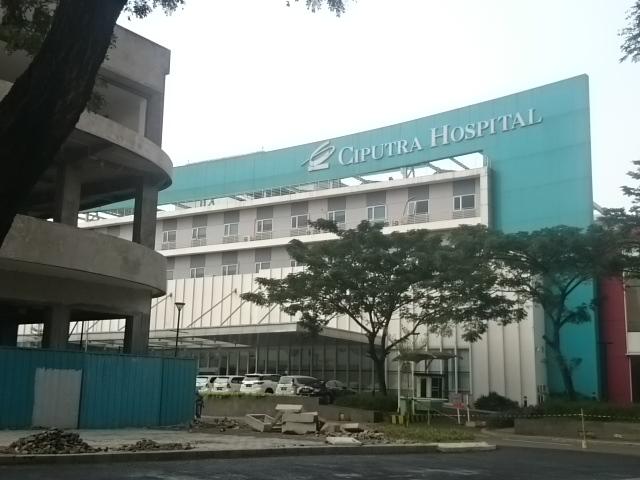 Ciputra Hospital: https://sarinovita.com/