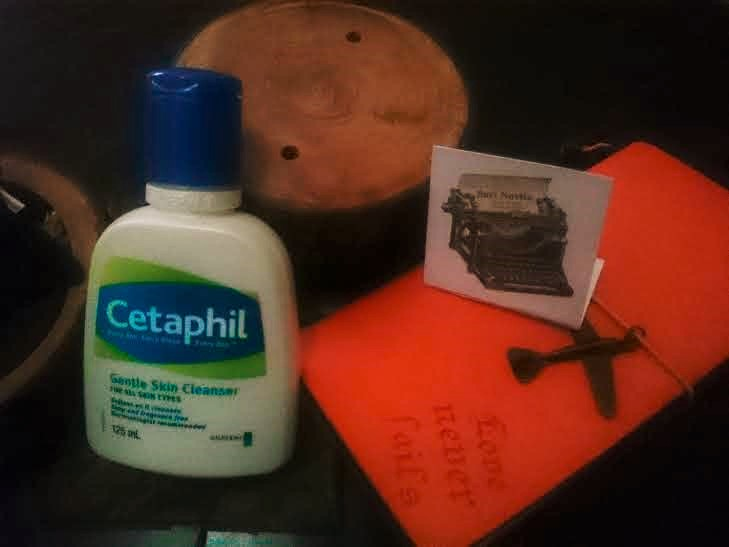 #Cetaphil Cover 2 by Sari Novita