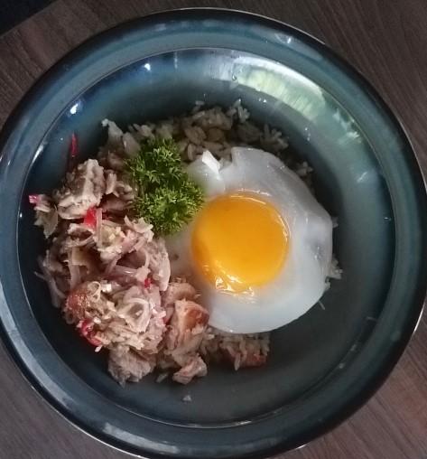 Nasi Sambal Matah