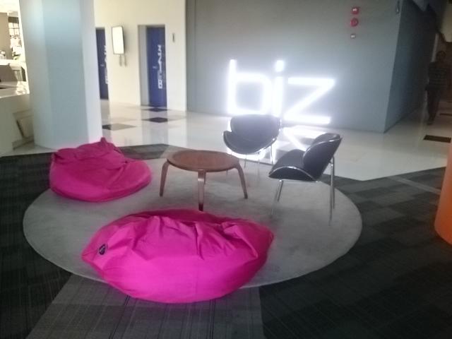Ruang yang bisa digunakan untuk Duduk -duduk Santai