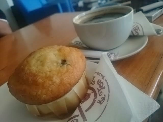 #LoftLegianHotel - Coffe Bean Breakfast