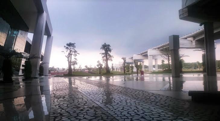 Terminal 3 - Garden