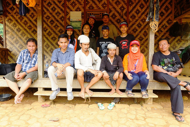 Ekspedisi Baduy, Sobat Budaya. Dok: Sobat Budaya