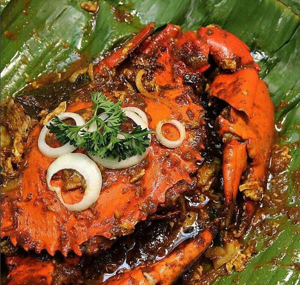 Kepiting Asap Jamuan Samudra - sarinovita.com