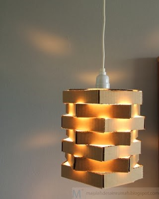 Lampu Gantung Handmade