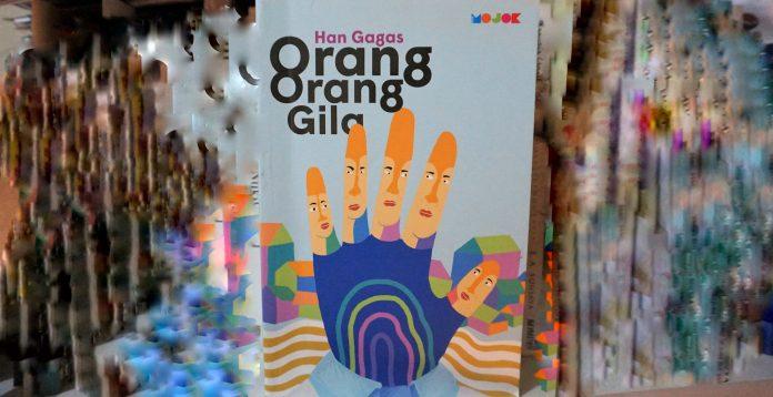 Buku Orang-orang Gila, copyright www.sarinovita.com