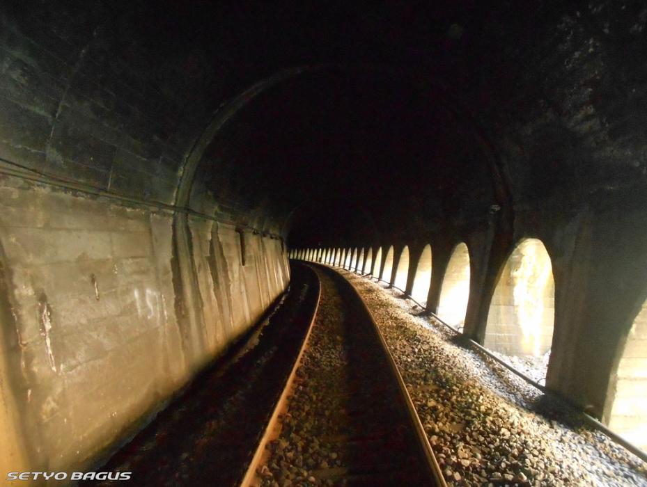 Terowongan Eka Bakti Karya - Photo: Setyo Bagus