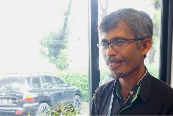 Mandarus Sirait - Taman Eden 100 - image: sarinovita.com