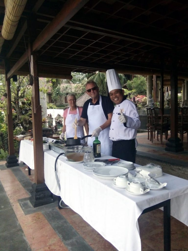 Chef Jon, The Payogan Villa Resort & SPA Ubud
