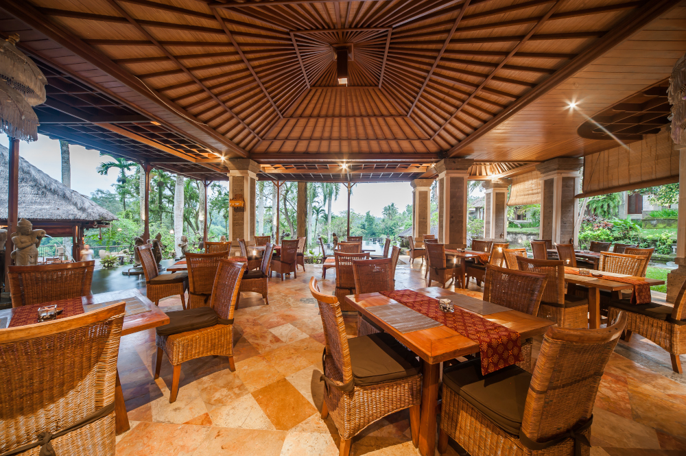 Lesung Restaurant, The Payogan Villa Resort & SPA Ubud
