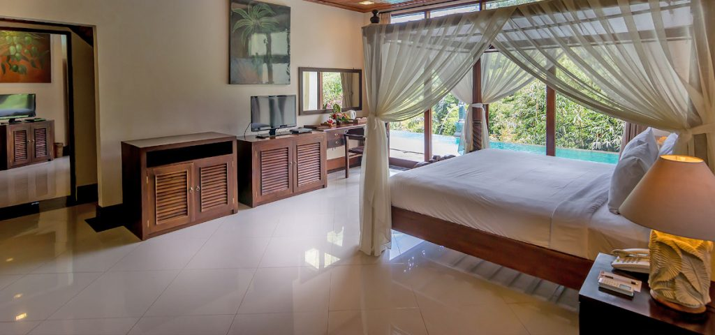 Three bedroom villa, The Payogan Villa Resort & SPA Ubud