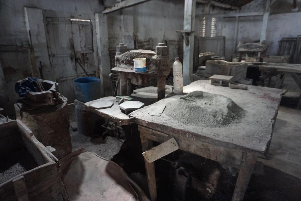 Pabrik Tegel LZ, Lasem