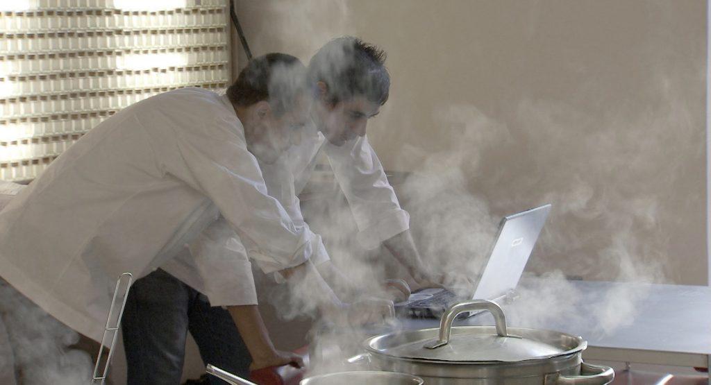 Film Dokumenter El Bulli - Cooking in Progress